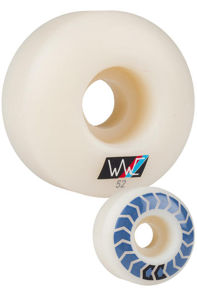 Wayward Cannon Chevrons Wide 52mm Roue 4 Pack