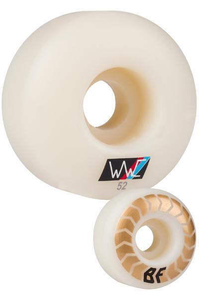 Wayward Fairfax Chevrons Slim 52mm Wheel 4 Pack