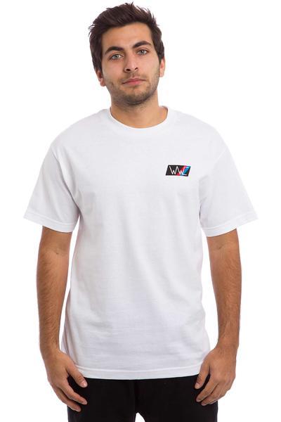 Wayward Signature Pocket Logo T-Shirt (white)