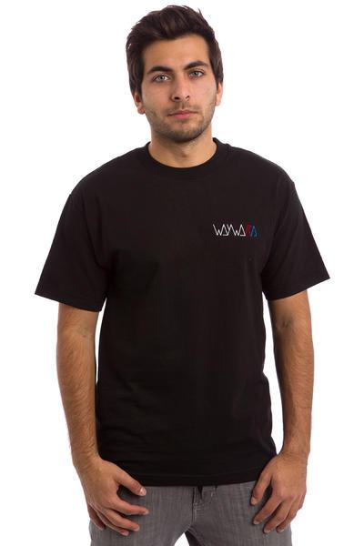 Wayward Strider Logo T-Shirt (black)
