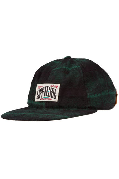 Official Crown of Laurel Pinnacle Cap (green)
