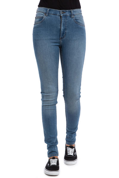 Cheap Monday Second Skin Jeans women (blue wave)