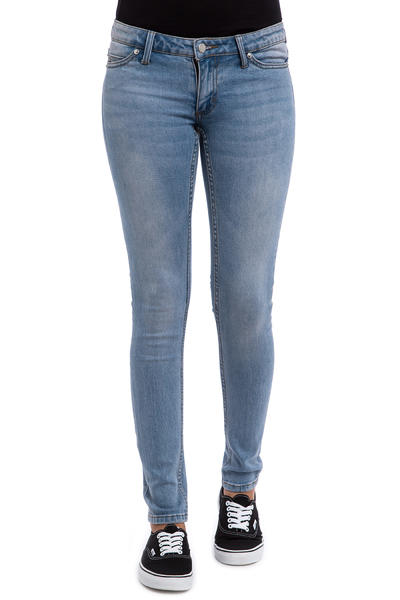 Cheap Monday Slim Jeans women (stonewash blue)