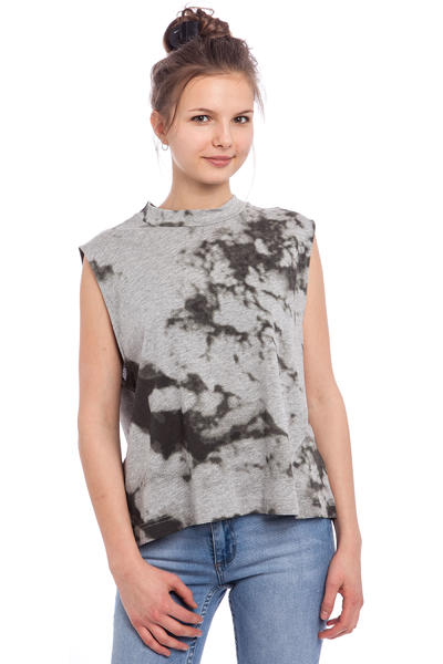 Cheap Monday Morgan Clouds Tank-Top women (grey melange)