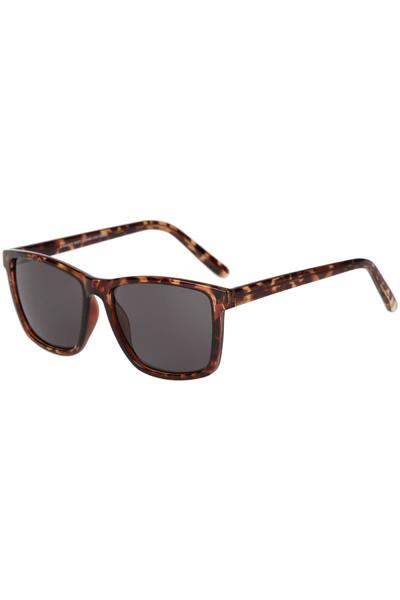 Cheap Monday Straight Sunglasses (soft brown turtle)