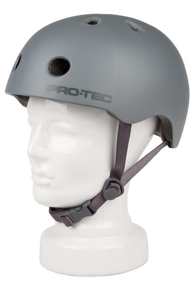 PRO-TEC Street Lite Casque (satin grey)