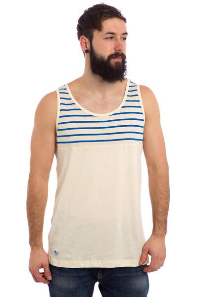 Forvert Til Tank-Top (beige blue)