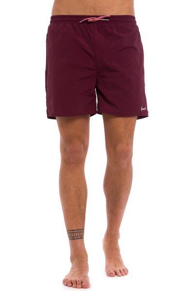 Forvert Ocean Boardshorts (burgundy)