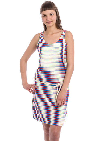 Forvert Kaja Dress women (multi striped 2)