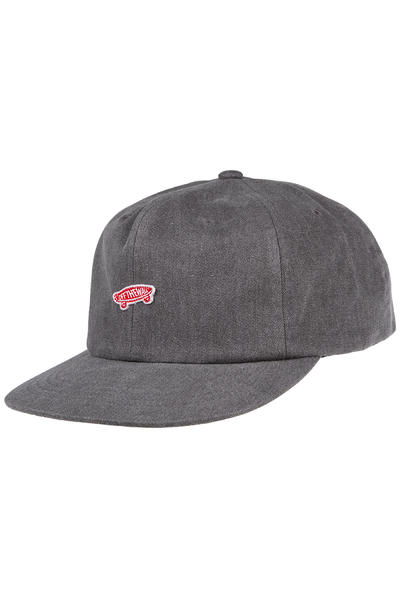 Vans Unstructured OTW Snapback Cap (black grey)