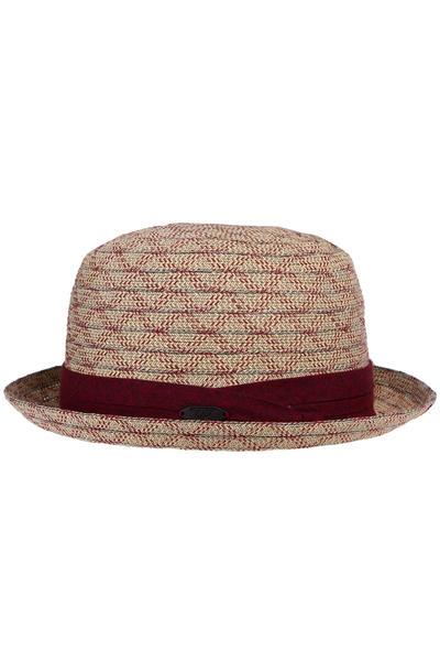 Forvert x Stetson Stillwater Toyo Hat (red)
