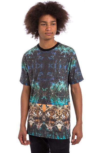Neff Tiger Storm T-Shirt (multi)