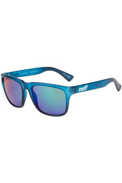 Neff Chip Sunglasses (blue crystal)