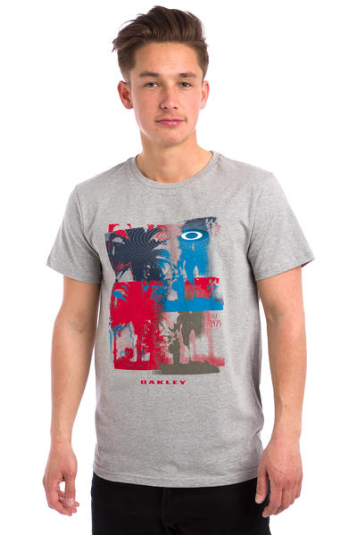Oakley Cruise T-Shirt (heather grey)