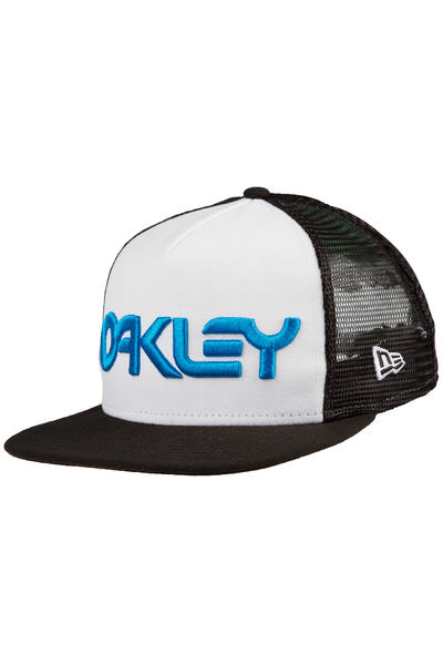 Oakley Factory Pilot Trucker Cap (white)