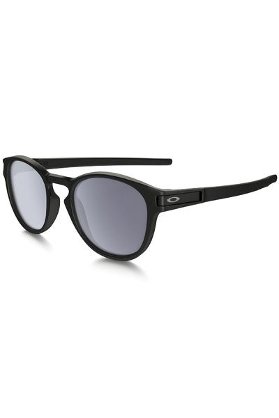 Oakley Latch Sonnenbrille (matte black grey)