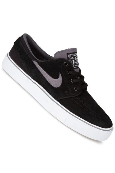 Nike SB Stefan Janoski Shoe kids (black light graphite)