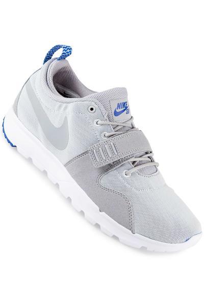 Nike SB Trainerendor Schuh (platinum wolf grey)