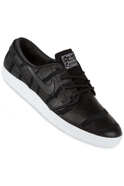 Nike SB Lunar Stefan Janoski Schuh (black anthracite)