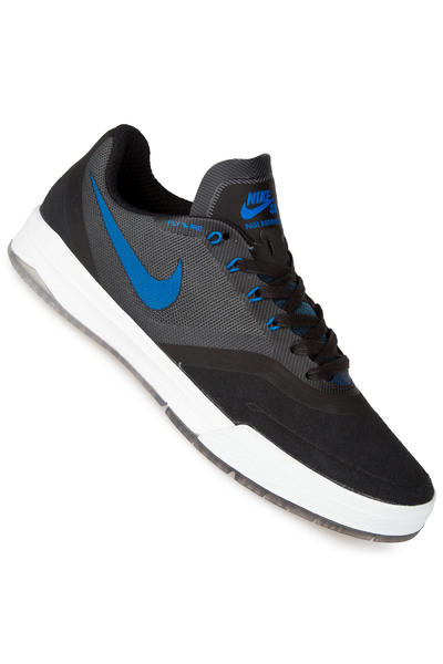Nike SB Paul Rodriguez 9 Elite Schuh (black photo blue)