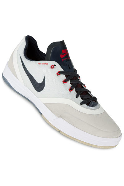 Nike SB Paul Rodriguez 9 Elite Schuh (summit white obsidian)