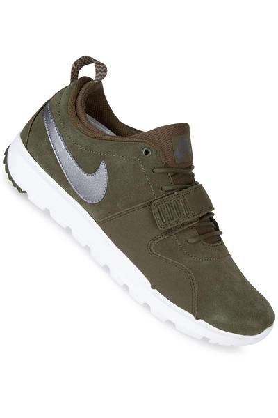 Nike SB Trainerendor Schuh (cargo khaki metallic)