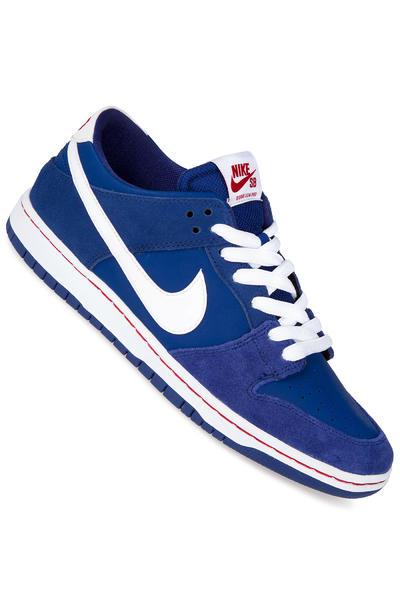 Nike SB Dunk Low Pro Ishod Wair Schuh (deep royal white)