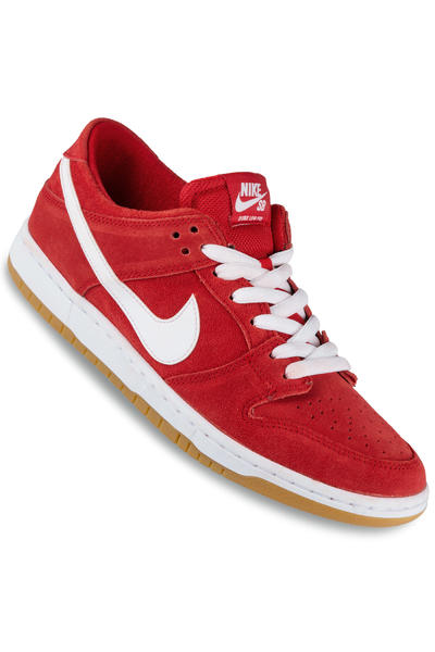 Nike SB Dunk Low Pro Ishod Wair Shoe (university red white)