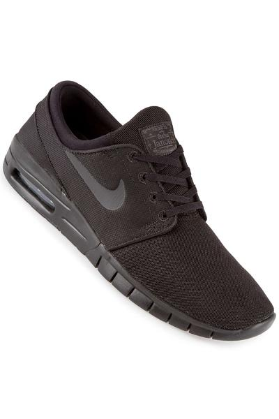 Nike SB Stefan Janoski Max Schuh (black black anthracite)