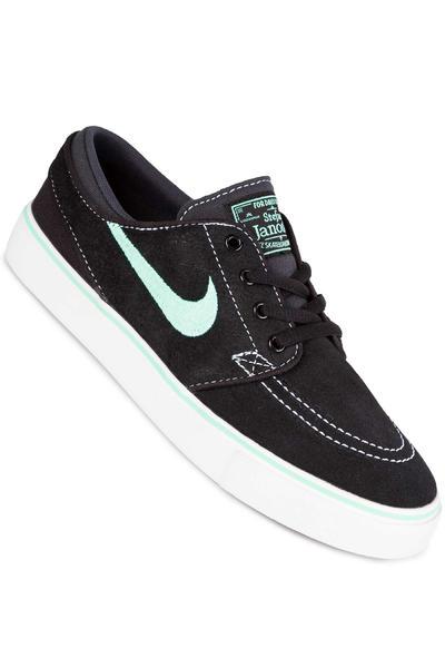 Nike SB Stefan Janoski Schuh kids (black green glow)