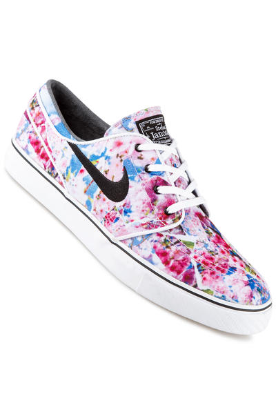Nike SB Zoom Stefan Janoski Canvas Premium Shoe (dynamic pink black)