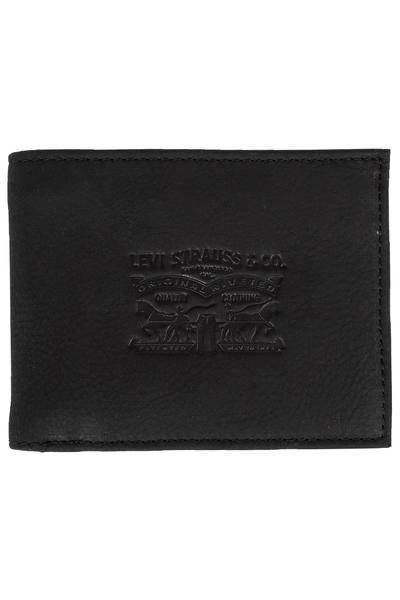 Levi's Vintage Two Horse Bifold Wallet (regular black)