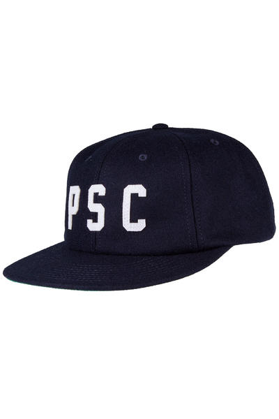 Polar Skateboards PSC Ground Crew 6 Panel Cap (navy)