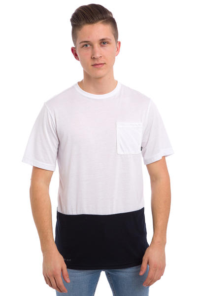 Nike SB Dri-Fit Pocket T-Shirt (white dark obsidian)