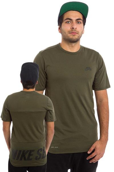 Nike SB Skyline Dri-FIT Cool Graphic T-Shirt (cargo khaki black)