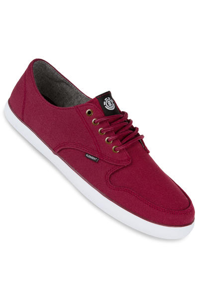 Element Topaz Schuh (oxblood red)