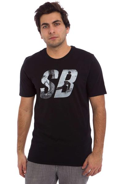 Nike SB Photo Fill T-Shirt (black black)