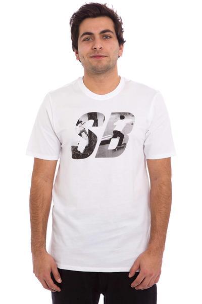 Nike SB Photo Fill T-Shirt (white white)