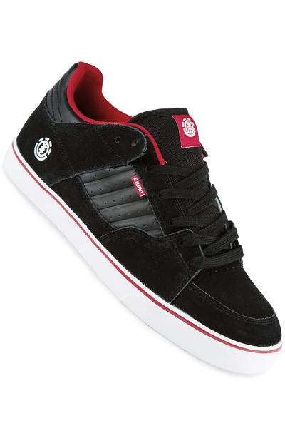 Element GLT2 Schuh (black white red)