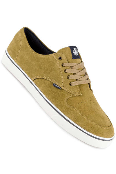 Element Topaz C3 Suede Schuh (curry navy)