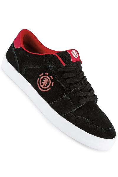 Element Heatley Schuh (black white red)