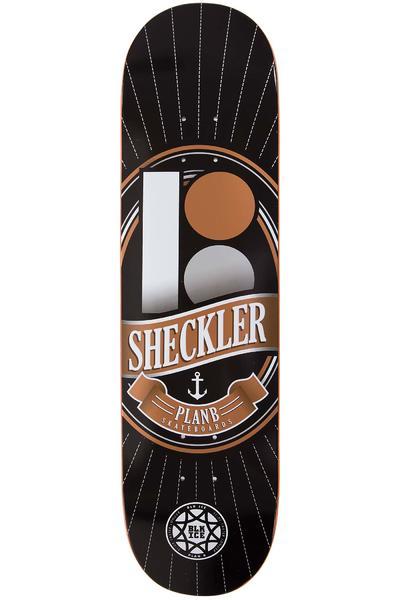 """Plan B Sheckler Triumph 8.25"""" Tabla (black)"""