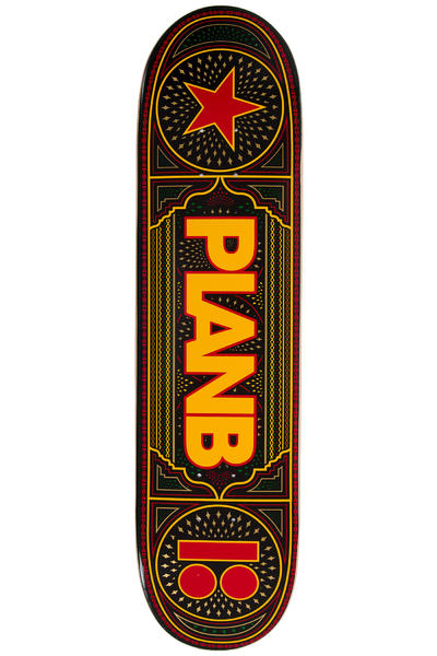 "Plan B Team Magic Carpet 8"" Deck"