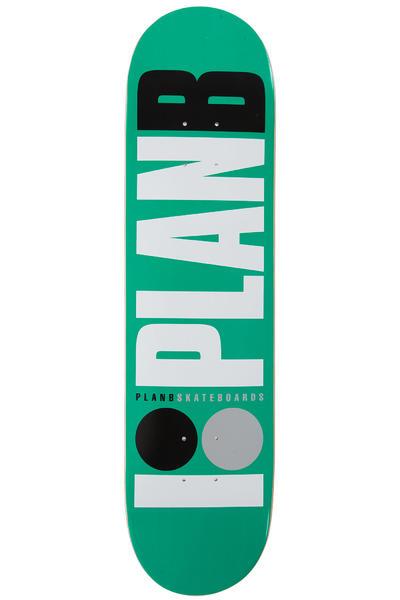 """Plan B Team OG 7.75"""" Tabla (green)"""
