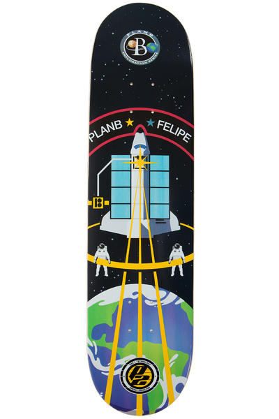 "Plan B Felipe Exploration P2 8.125"" Deck"