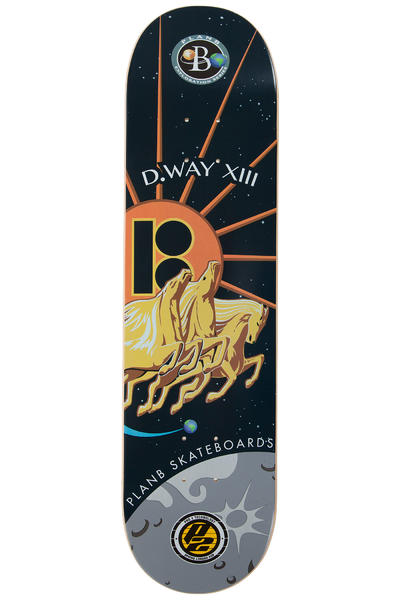 "Plan B Way Exploration P2 8"" Deck"