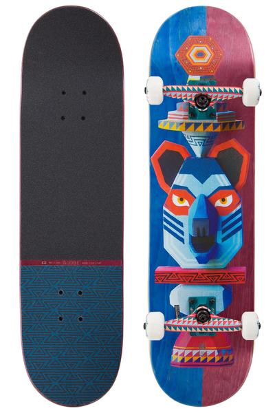 "Globe Totems 8.25"" Complete-Board (drop bear)"