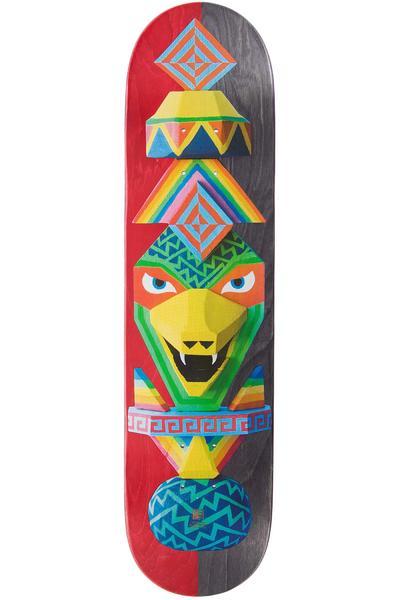 "Globe Totems 7.75"" Deck (rainbow serpent)"