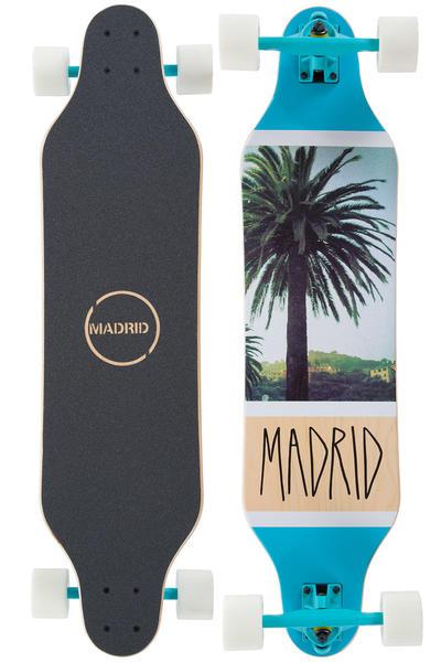 """Madrid Weezer 36"""" (91,5cm) Komplett-Longboard (palm)"""