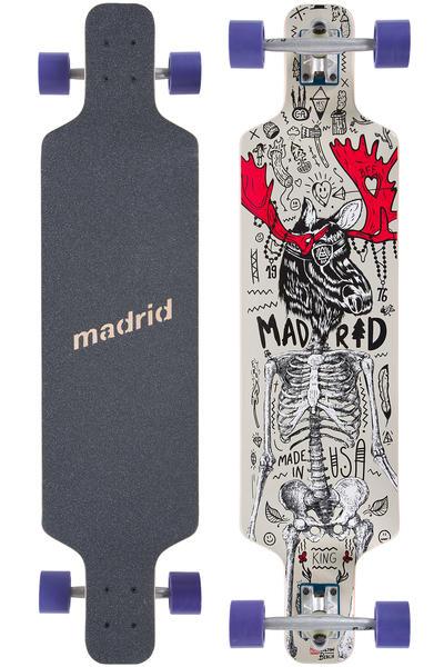 """Madrid D.T.F. TM 41"""" (104,1cm) Komplett-Longboard (moose)"""